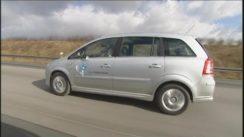 Opel Zafira CNG Car Review Video