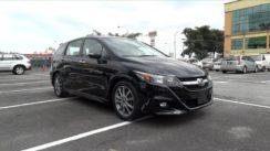Honda Stream RSZ Full Vehicle Tour Video
