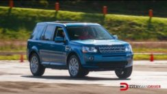 2013 Land Rover LR2 SUV Review