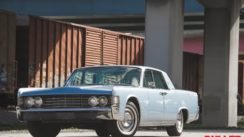 1965 Lincoln Continental Test Drive Video