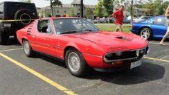 1972 Alfa Romeo Montreal Quick Look