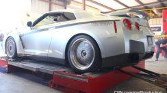 Nissan GT-R R35 Dyno Runs!