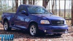 2003 Ford Lightning Performance Truck Review