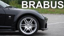 Smart BRABUS Roadster Video