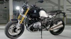 BMW R nineT Video