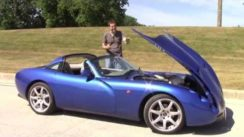 This Rare Imported TVR Tuscan is Insane