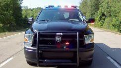 Dodge Ram 1500 HEMI Cop Truck