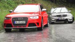 New vs Old Audi Cars