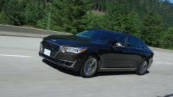 Genesis G90 Luxury Car Test Drive Review