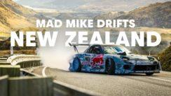 Mazda RX-7 Drifting New Zealand Video