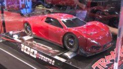 100 MPH RC Car – Traxxas XO-1 – SEMA 2012