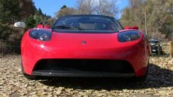 2010 Tesla Roadster Test Drive Review Video