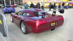 Callaway Corvette Invasion!