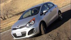 2012 KIA Rio Test Drive Review