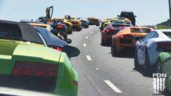 Lamborghini Club Cruise