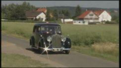 Gorgeous 1947 Rolls Royce Silver Wraith