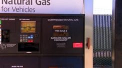 Inside Natural-Gas Cars