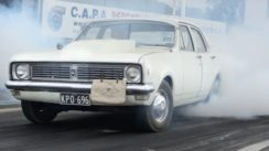 Holden HT V8 Sleeper Car