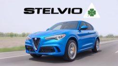 Alfa Romeo Stelvio Quadrifoglio Performance SUV Review