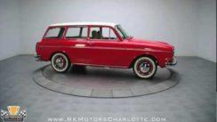 Classic 1971 Volkswagen Type 3 Squareback