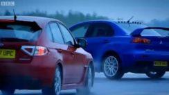 Mitsubishi Evo vs Subaru Impreza