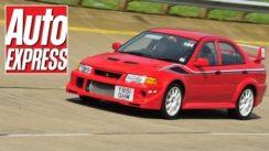 Mitsubishi Evo 6 Tommi Makinen Edition