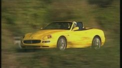 Maserati 3200 GT Spyder Car Review
