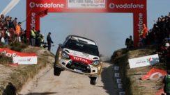 Citroën WRC at Fafe Rally Sprint