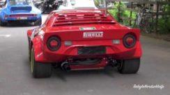 Lancia Rally Cars – Stratos vs 037