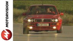 Lancia Delta Integrale Car Review Video