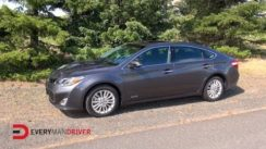 2014 Toyota Avalon Hybrid Review Video