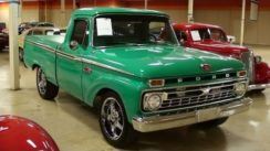 1966 Ford F100 Pickup Quick Look