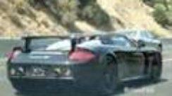 Modified Porsche Carrera GT Street Racing