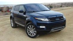 2014 Range Rover Evoque 0-60 MPH Review