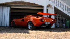 Lamborghini Countach Restoration & Testing