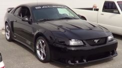 2004 Saleen S281 Mustang Video
