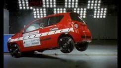 2008 Holden Barina Crash Test Video