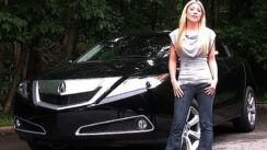 2010 Acura ZDX Road Test & Review