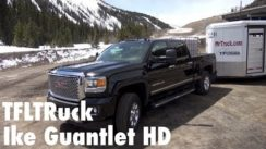 2015 GMC Sierra 3500 Extreme Towing Test