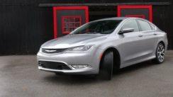 2015 Chrysler 200 0-60 MPH Test Drive Review