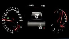 2014 Mercedes-Benz CLA250 0-60 MPH Acceleration Test Video