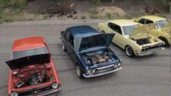 Sweet Datsun Car Collection