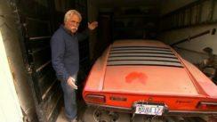 Lamborghini Miura Unearthed on Chasing Classic Cars