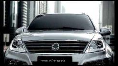 SsangYong Rexton TV Commercial