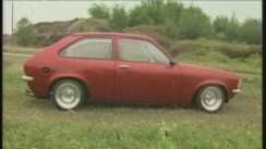 Customized Opel Kadett C City