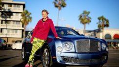 Bentley Mulsanne TV Ad with Victoria Azarenka