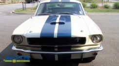 1965 Shelby GT-350 Mustang Stolen & Recovered 25 Years Later