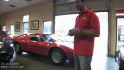 Rare 1975 Maserati Merak Video