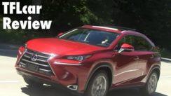 Sexy 2015 Lexus NX F-Sport Test Drive Review