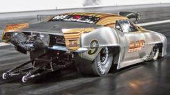 INSANE 3,500 Horsepower Chevy Camaro!